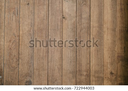 Wood Plank Brown Texture Backgroundwood Background 722944003