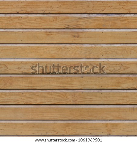 wood planks overlapping tiled #1061969501
