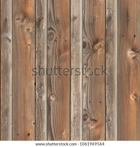 wood planks overlapping tiled #1061969564