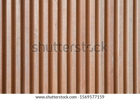 Wood planks wall texture abstract for background.