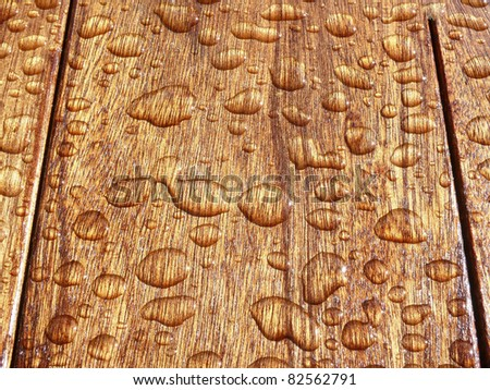 wood protection