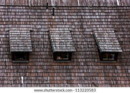 Wood Shingles Texture Wood Shingle Roof Texture