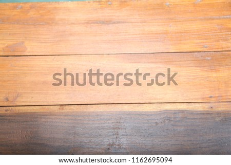 Wood surface area