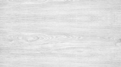 Wood texture background, light gray wooden table with crack and woodgrain. Surface of wood with nature color and pattern. Top view of plywood panel for backdrop or abstract wallpaper.