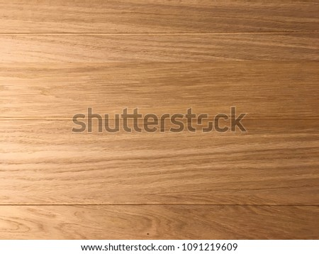 wood texture background, light weathered rustic oak. faded wooden varnished paint showing woodgrain texture. hardwood washed planks pattern table top view #1091219609