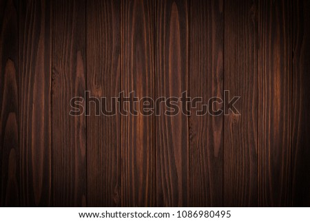 Wood texture. background old panels. Abstract background, empty template. #1086980495