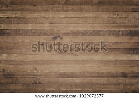 Wood texture background surface with old natural pattern. Grunge surface rustic wooden table top view #1029072577