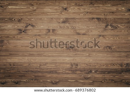 Wood texture background surface with old natural pattern. Grunge surface rustic wooden table top view #689376802