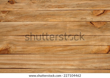 Wood Texture Background. Top View of Vintage Wooden Table