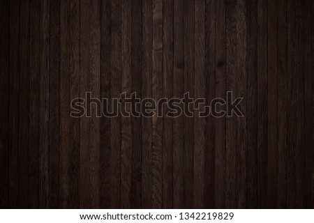 Wood texture background, wood planks #1342219829