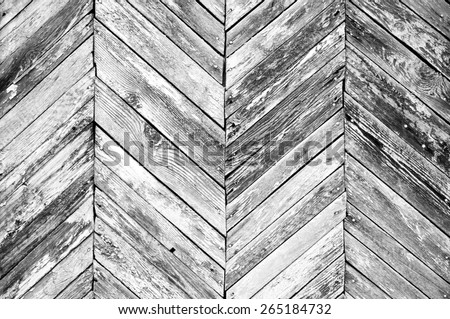 Wood texture barn board black and white photo