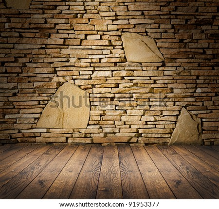 wood textured backgrounds in a room interior