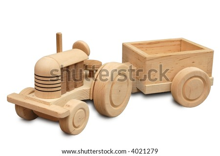 Wooden Toy Pattern