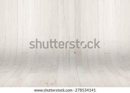 wood wall curve texture background