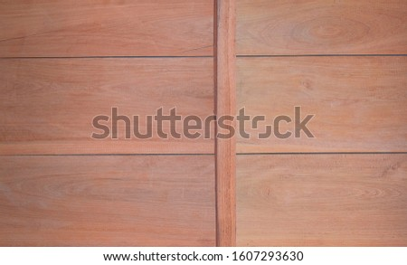 wood wall surface or surface is used for the background