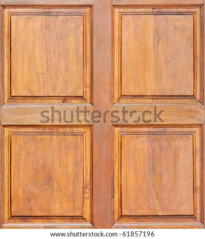 Wood Window Texture
