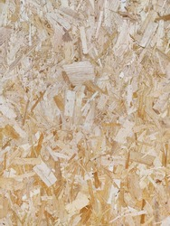 Woodchip plate texture and background