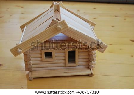 Woodcraft Construction for children #498717310