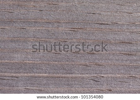 Wooden background or texture with horizontal lines