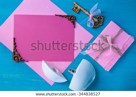Wooden background painted in pink for writing the text, background, under the text #344838527