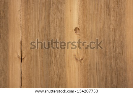 Wooden background panel as background or texture