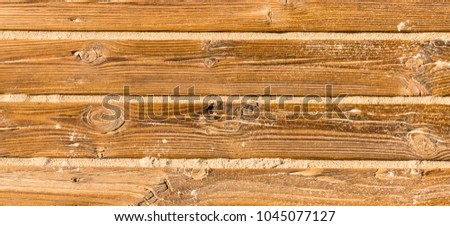 Wooden beach boardwalk with sand banner background