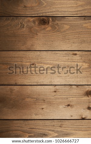 wooden board for background or texture #1026666727