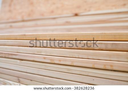 wooden boards  #382628236