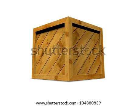 Wooden Box Giant