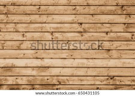 Wooden brown natural desks pattern.