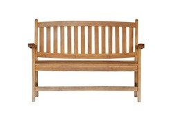 wooden chair or wood bench isolated on white background and have clipping paths.