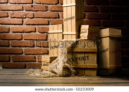 Wooden Packing Crates Wooden Crates Packed For