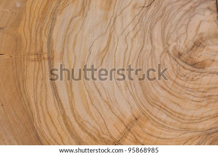 Wooden cup texture - stock photo