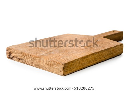 wooden cutting board #518288275
