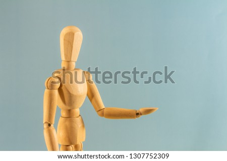 Doll Wooden position Images and Stock Photos - Avopix com