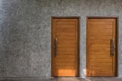 Wooden Door, Wood Door, Door