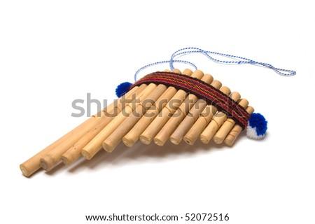 wooden fife