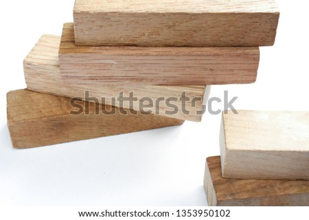 wooden figures-architectural figures #1353950102
