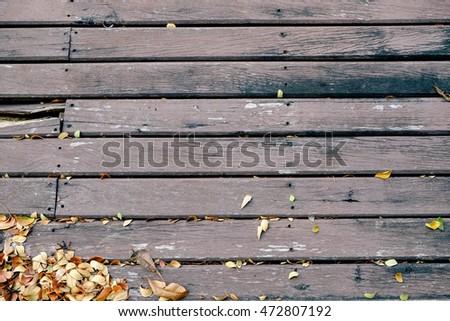 wooden floor #472807192