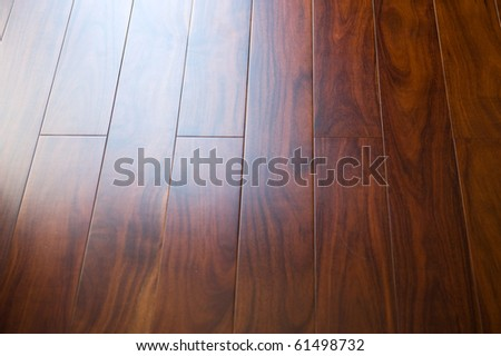 Wooden floor - can be used as a background