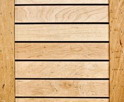 Wooden frame for background usage