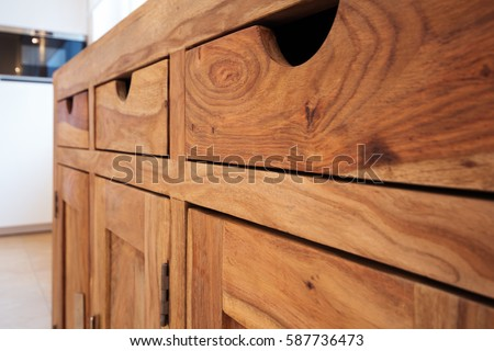 wooden furniture #587736473