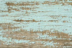 wooden grunge wall covered cracked paint