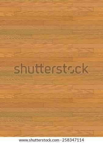 Wooden Gymnasium Floor Texture - Portrait Format