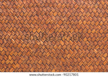 wooden handmade natural asian background