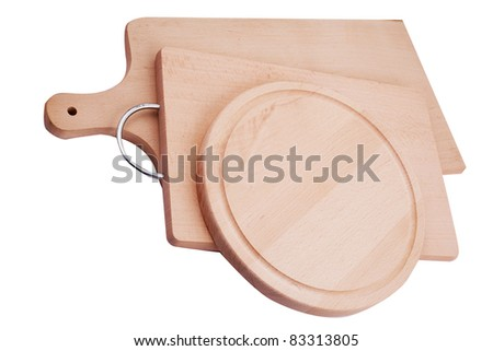 Wooden Kitchen Accessories Stock Photo 83313805 : Shutterstock