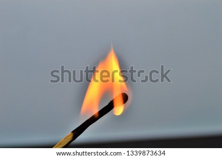 wooden matches fire  sulfur  #1339873634