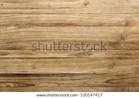 Wooden Natural Floor Decoration Concept