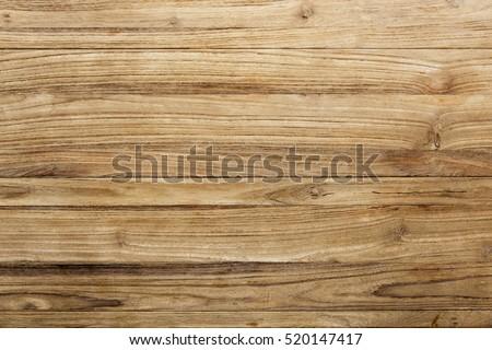 Wooden Natural Floor Decoration Concept