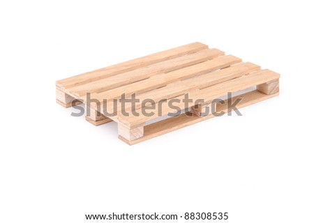 Wooden Pallet for Warehouse